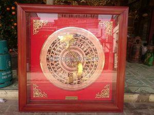 Tranh Trống Đồng Bản Đồ Việt Nam
